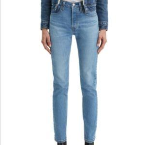 Levi's Women's 501 Skinny Jeans size 31*28